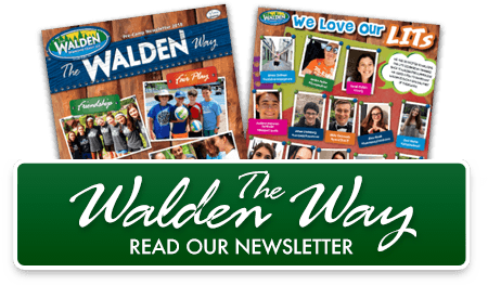The Walden Way - Read Our Newsletter