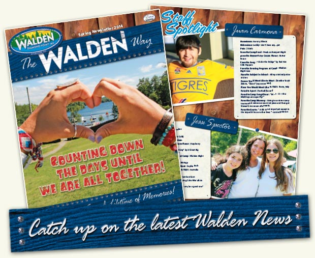Catch up on the latest Walden News