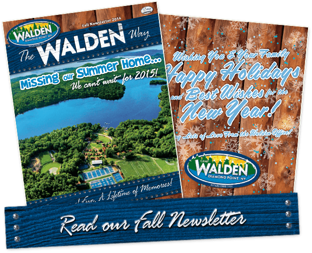 Camp Walden New York Summer Camp