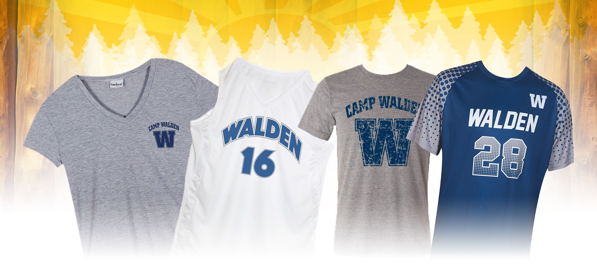 Camp Walden Summer Camp Store