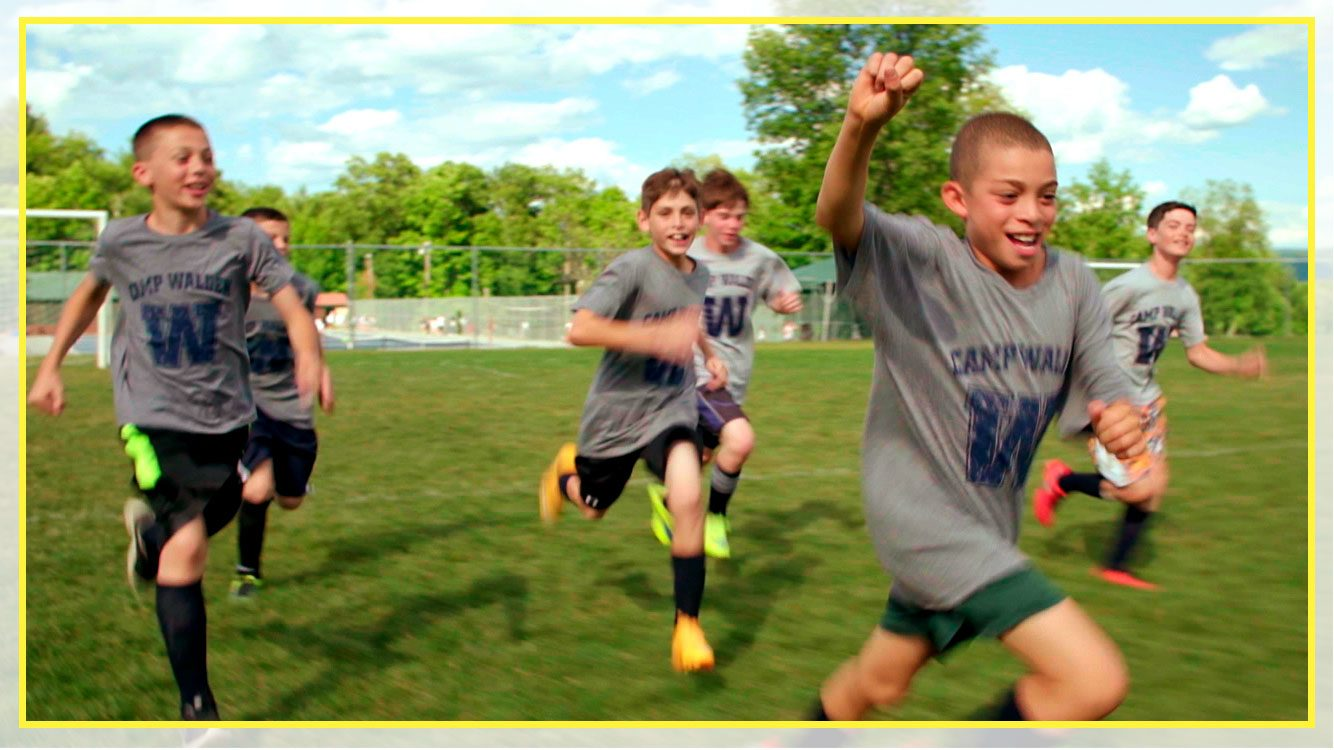 Athletics at Summer Camp
