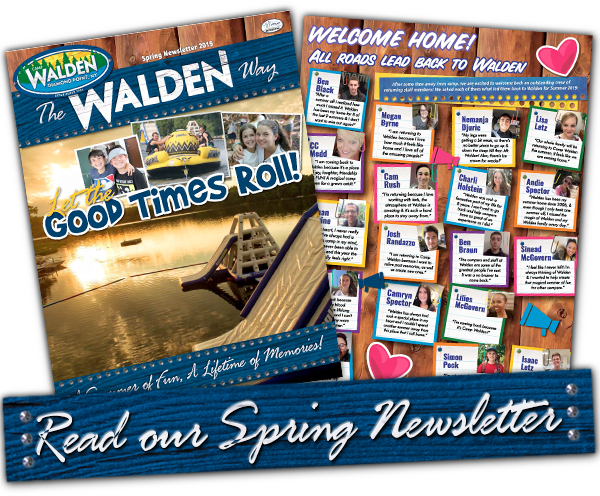 Read the 2019 Spring Newsletter